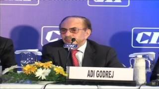 Mr Adi Godrej, President, CII on the need for creating positive sentiment
