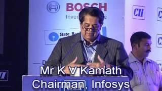 Keynote Address by Mr K V Kamath at Innovation Summit