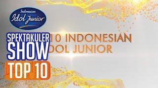 Pretitle Episode 09 - Inilah TOP 10 Junior - TOP 10 - Indonesian Idol Junior 2018