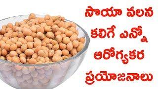 సొయా వలన కలిగే ఎన్నో ఆరోగ్యకర ప్రయోజనాలు | Health Benefits of Soya |