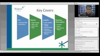 CII Webinar on Business Insurance