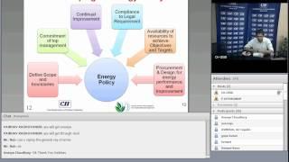 WEBINAR ON  Energy Management Systems 0 0