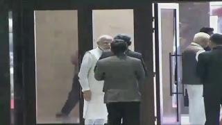 PM Shri Narendra Modi visits #StatueOfUnity in Kevadia, Gujarat.