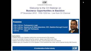 Business and Investment Opportunities in Basildon