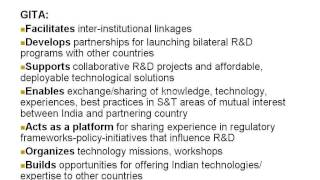 Industrial R&D Funding Programme and Global Technology Collaboration Opportunities