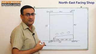 North East Facing  ईशान दिशा  Automobile Shop Vastu Tips   Vastu Bansal   Dr  Rajender Bansal