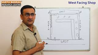 West Facing Mobile Shop Vastu Tips   Vastu Bansal   Dr  Rajender Bansal