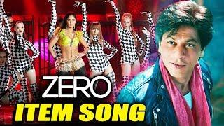 Katrina Kaif's ITEM SONG In Shahrukh Khan's ZERO | Bauua Singh