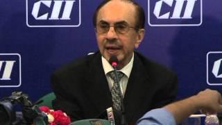 Mr Adi Godrej, President , CII & Chairman, Godrej Group