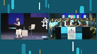 Watch Cisco in Live Interaction with the Hon'ble Prime Minister Shri Narendra Modi