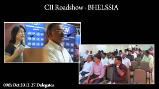 Presentation by CII Trichy Zonal Office 2012-2013