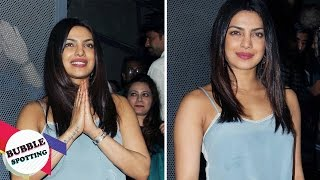 Priyanka Chopra Parties With Her 'Ventilator' Team