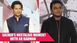 AR Rahman and Sachin Tendulkar Indulge in an Emotional Conversation