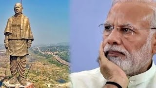 PM Offers Floral Tribute To Sardar Patel At Statue Of Unity A.Tv News 31-10-2018