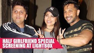 Mohit Suri Hosts Special Screening Of Half Girlfriend For Sonakshi Sinha