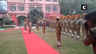 SS Deswal appointed as the new Director General of ITBP