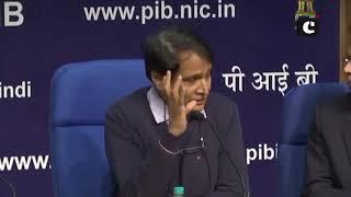Ease of Doing Biz: Suresh Prabhu assures of further improvement