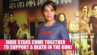 Richa Chadda Urges People To Watch 'A Death In The Gunj' At Cinemas