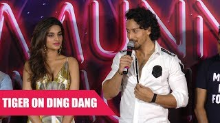 Tiger Shroff OPENS UP About 'Munna Michael's Ding Dang Song