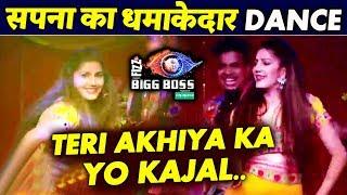 Sapna Choudhary DANCES On Her Hit Song ENTERS Bigg Boss House | Bigg Boss 12 Update