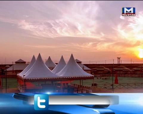 Kutch: Rann Utsav the white desert festival begins | Mantavya News