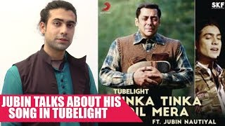 Jubin Nautiyal Sheds Light On His Song From Tubelight