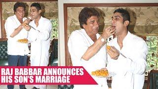 Birthday Boy Raj Babbar Takes A Jibe At His Son Prateik