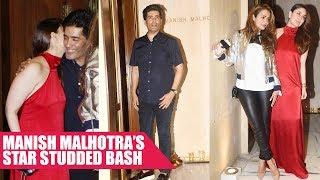 Katrina, Malaika, Kareena, Karan Johar Attend Manish Malhotra's Grand Party