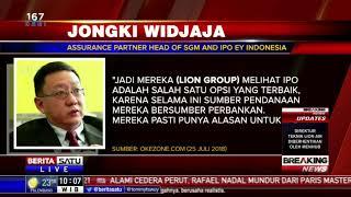 Geliat Bisnis Lion Group Sangat Ekspansif