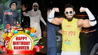 Proof That Ranveer Singh Is From a Different Planet | Happy Birthday Ranveer