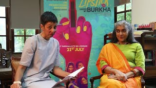Word Association Game With The Stars Of Lipstick Under My Burkha