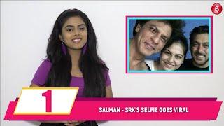 Shah Rukh Khan Gifts Salman Khan a Luxury Car | Bubble Bulletin