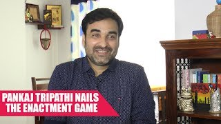 Break Time - Pankaj Tripathi Nails The Enactment Game