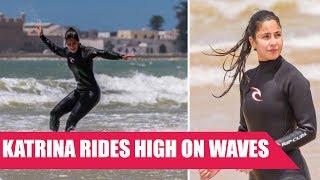 Katrina Kaif's Amazing Stunt For Tiger Zinda Hai