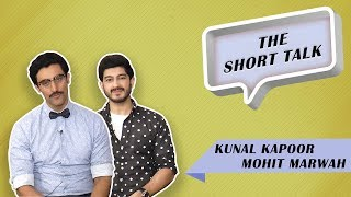 Short Talk - Kunal Kapoor and Mohit Marwah On Their Roles In Raagdesh