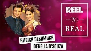 #ReelToReal: Riteish and Genelia Deshmukh's Love Story