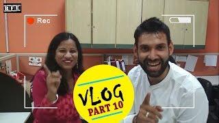 Classroom Mishaps ft. Prof Shivani Gautam & Dr. Sapna Saxena | VLOG Part #10 | Ojaswwee at Chitkara