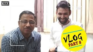 C and C++ with Prof. Girish Rao | VLOG Part 8 | Ojaswwee at Chitkara University