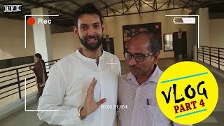 Da famous Juice Bar ft. Dr Sushil & Harinder Pal | VLOG Part #4 | Ojaswwee at Chitkara University