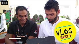 Totally Explore Your Potential | VLOG Part #1 | Ojaswwee at Chitkara University Algorythm 2018