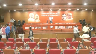 Joint Press Conference by Dr. Sambit Patra & Shri Gopal Krishna at BJP Central Office, New Delhi