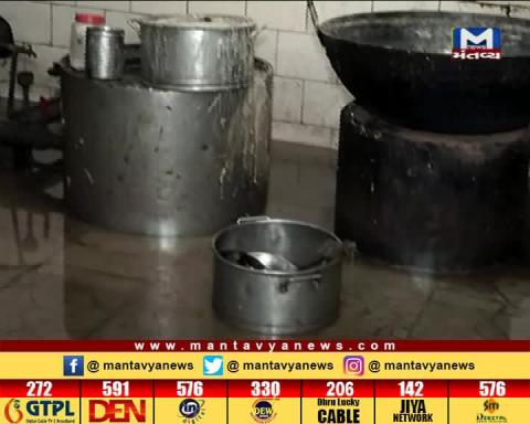 Ahmedabad: AMC raid on Gwalia Sweets Plant | Mantavya News