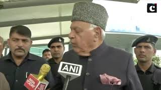 Lord Rama won't help BJP win 2019 elections: Farooq Abdullah