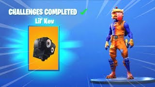 Lil' Kevin Challenges - CUBE CHALLENGES GUIDE (CUBE EVENT) FREE BACK BLING