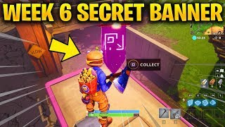 Watch Fortnite Week 9 Secret Battle Star Location Replac Video