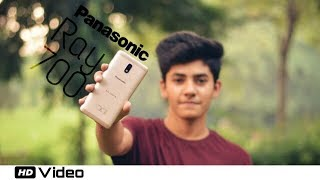 A Day With Panasonic Eluga Ray 700 l initial impressions l in hindi l not a review