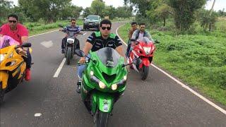 India bikers (Hyderabad)