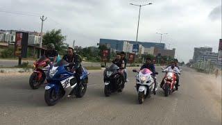Super bikes in India
