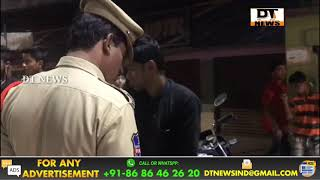Routine Check By Kalapather Police | Without Papers Vehicle Siezed - DT News