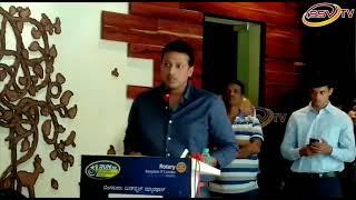 ರನ್ ಫಾರ್ ಗ್ರೀನ್ ಬೆಂಗಳೂರು ರೋಟರಿ ಕ್ಲಬ್ಫ್ ಅಲ್ಲಿ ಚಾಲನೆ SSV TV NEWS BANGLORE 31 10 2018
